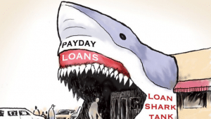 Federal Agencies Now Encourage Predatory Lending