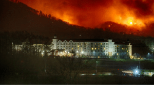 Insurance Companies Filed Lawsuits Against The Government After Tennessee Wildfire