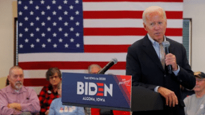 Biden Accuses Buttigieg of Stealing His Health Plan