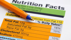 Nutrition Facts Labels Now Updated to Tackle US Health Issues