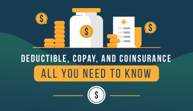 Deductible, Copay, and Coinsurance Featured Image