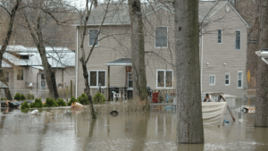 High-Risk Areas in Iowa and Nebraska Lack Flood Insurance