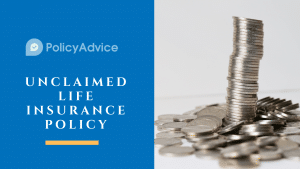 Unclaimed life insurance